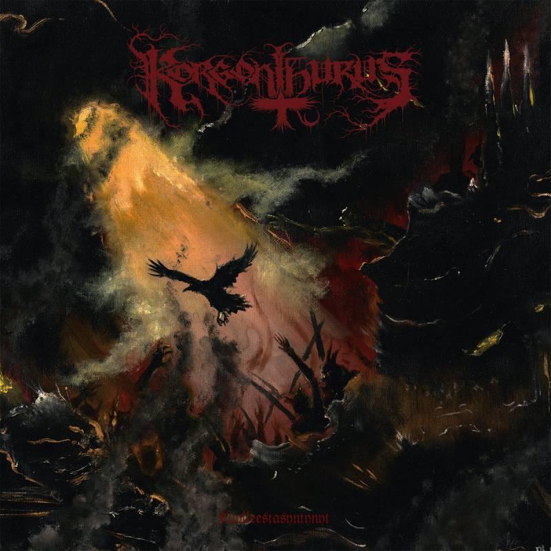 chronique Korgonthurus - Kuolleestasyntynyt
