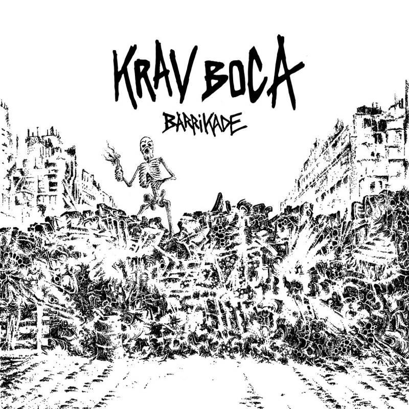 chronique Krav Boca - Barrikade