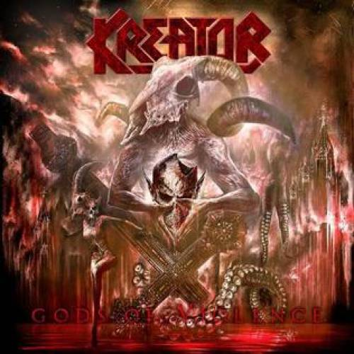 chronique Kreator - Gods of violence