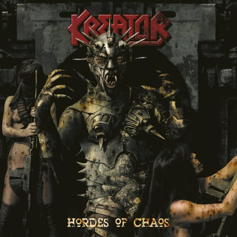 chronique Kreator - Hordes of chaos