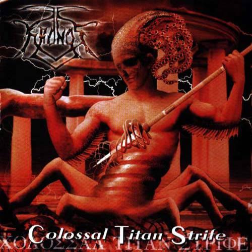 chronique Kronos - Colossal Titan Strife