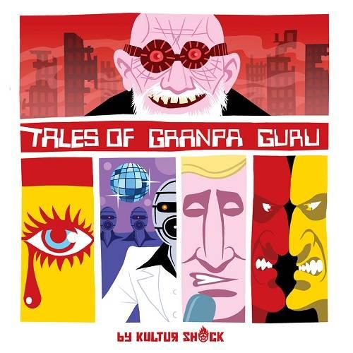 chronique Kultur Shock - Tales of Grandpa Guru, Vol.1