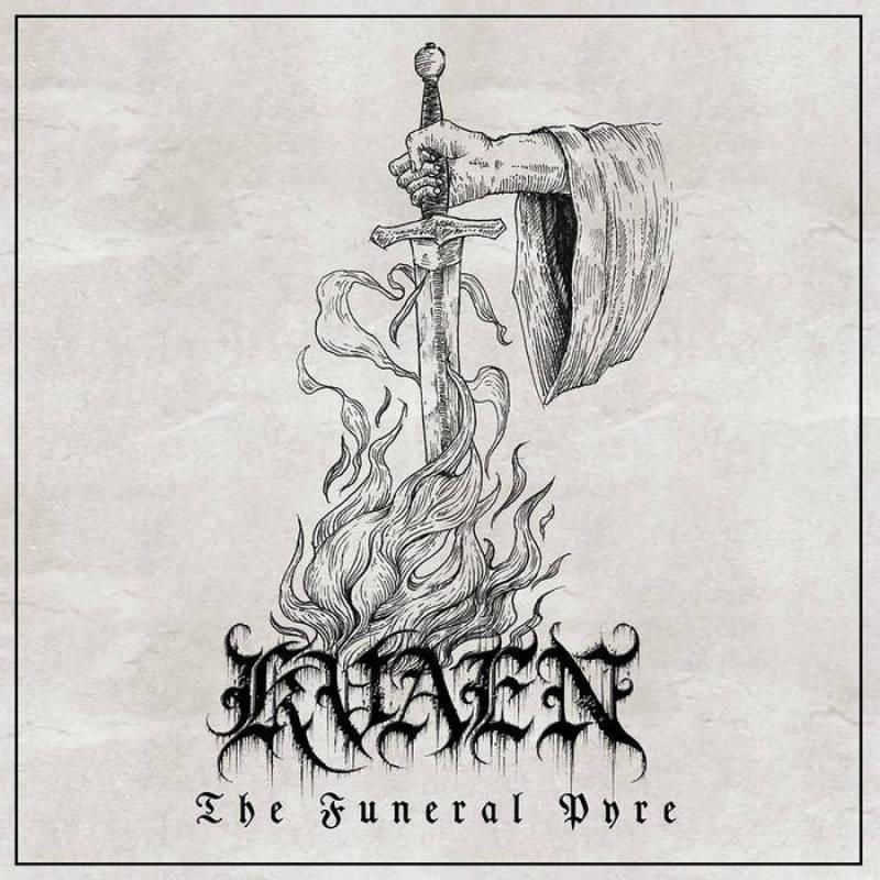 chronique Kvaen - The Funeral Pyre