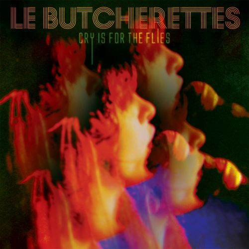 chronique Le Butcherettes - Cry is for the flies