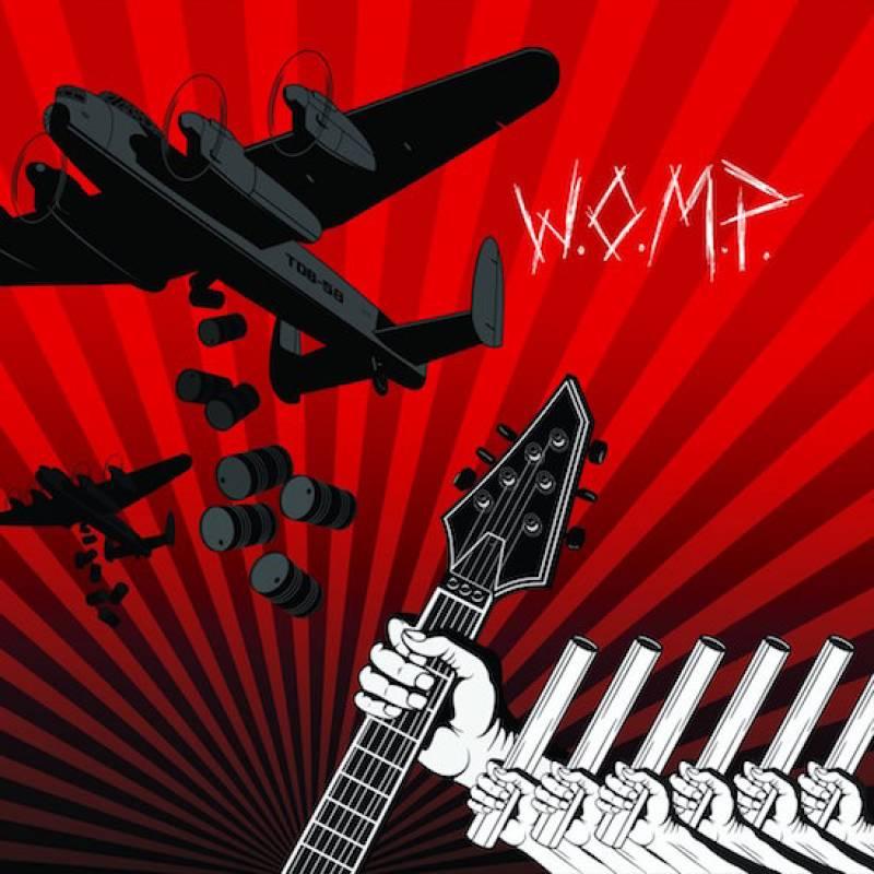 chronique Les Tambours Du Bronx - W.O.M.P.
