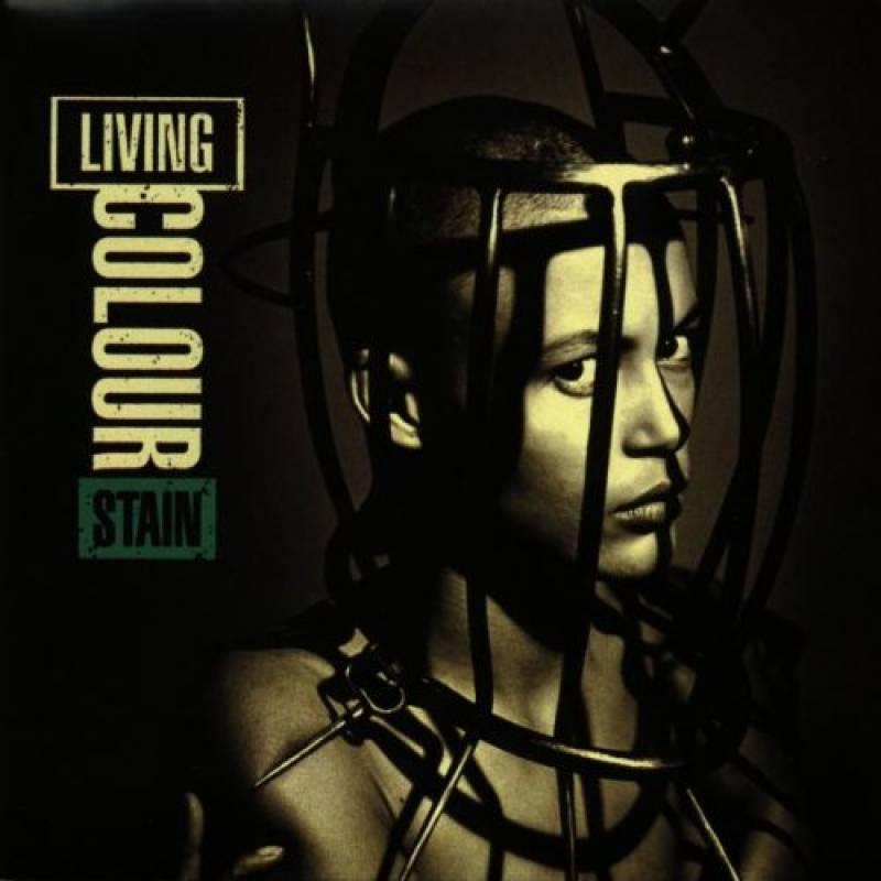 chronique Living Colour - Stain