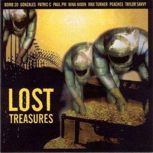 chronique Lost Treasures - Lost Treasure