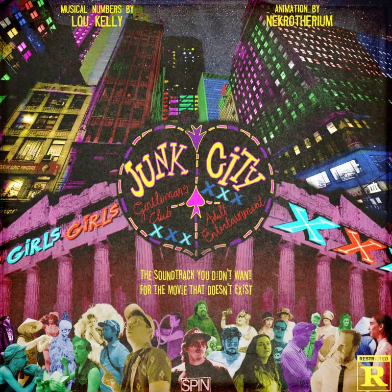 chronique Lou Kelly - Junk City