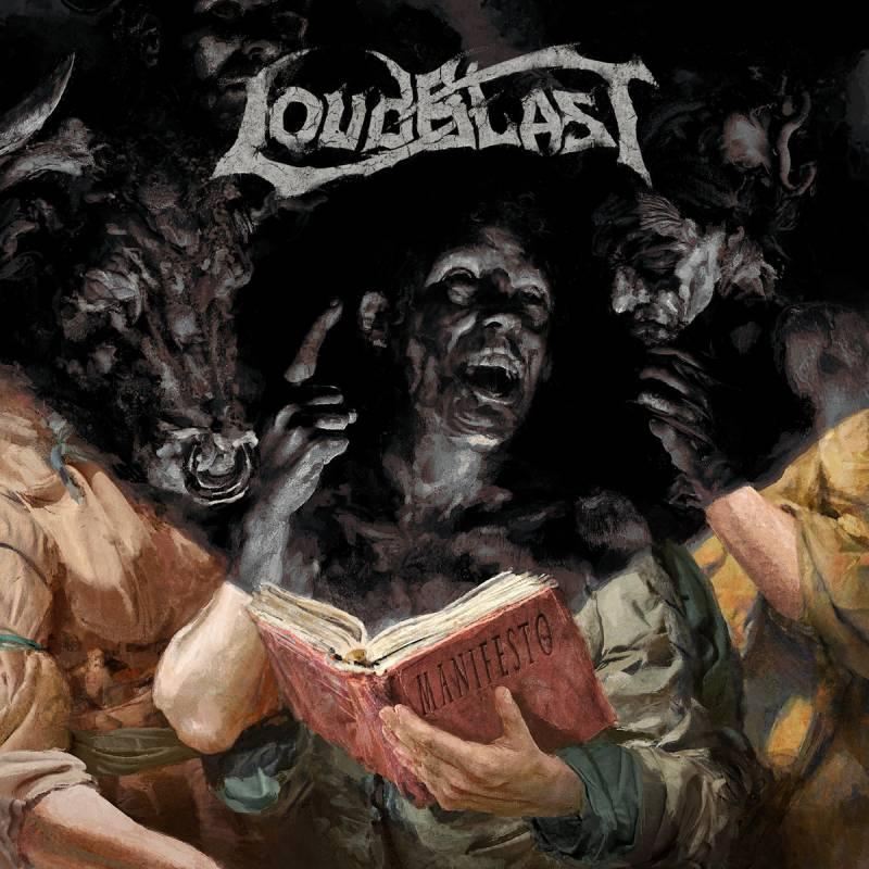 chronique Loudblast - Manifesto