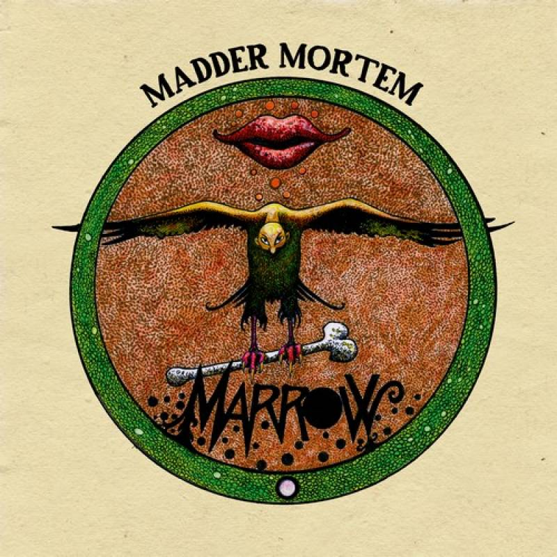 chronique Madder Mortem - Marrow