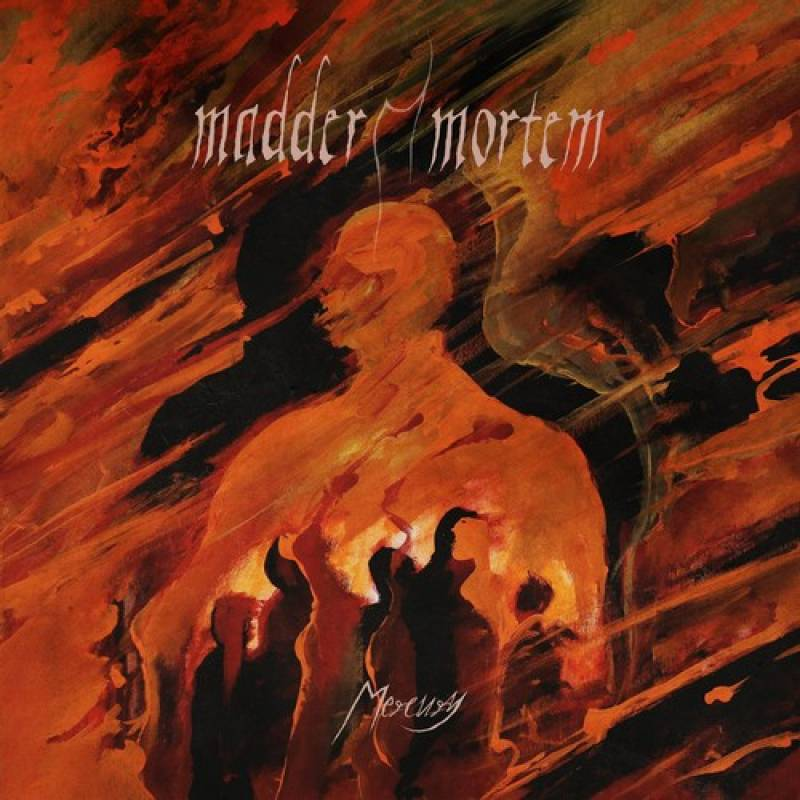 chronique Madder Mortem - Mercury (20th Anniversary Edition)