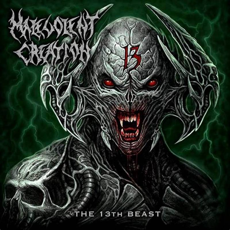 chronique Malevolent Creation - The 13th Beast