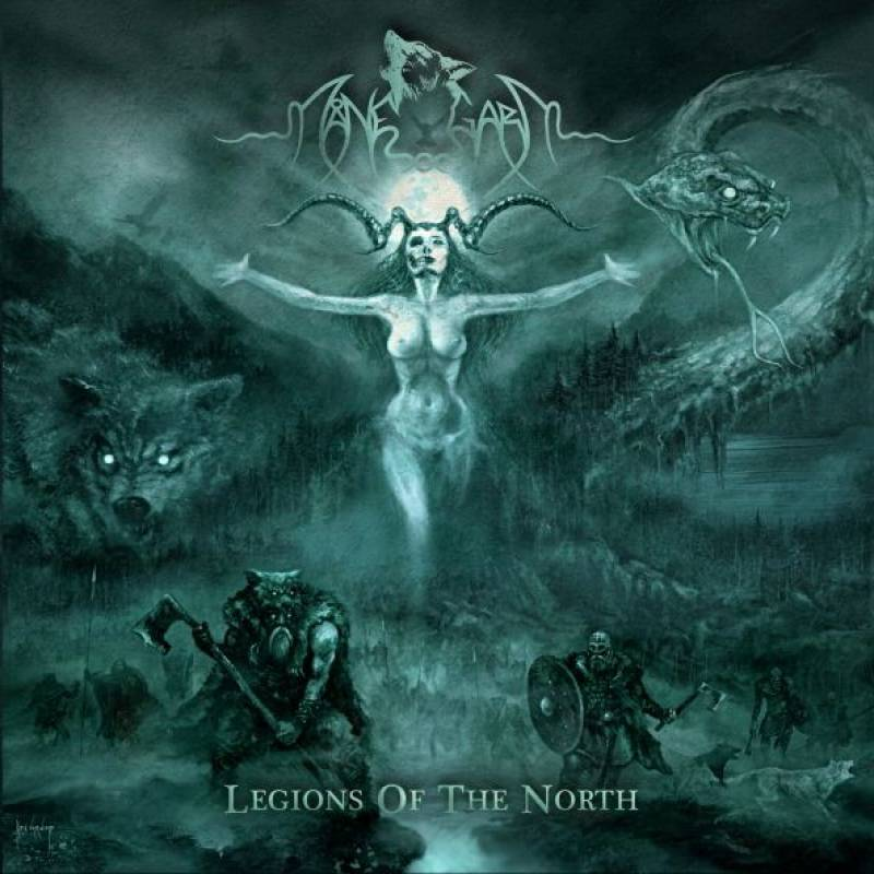 chronique Månegarm - Legions Of The North