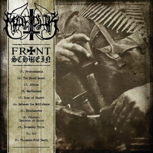 chronique Marduk - Frontschwein