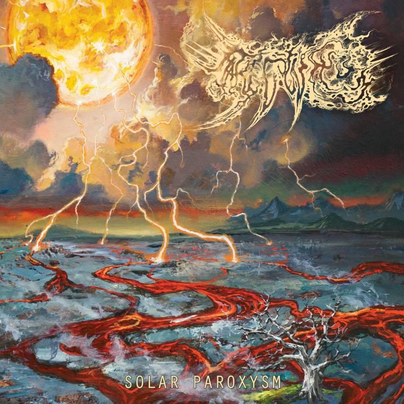chronique Mare Cognitum - Solar Paroxysm