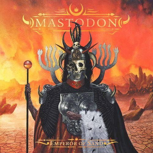 chronique Mastodon - Emperor of sand