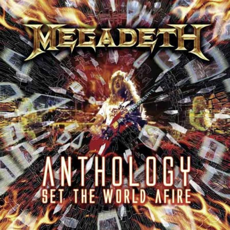 chronique Megadeth - Anthology - Set The World Afire