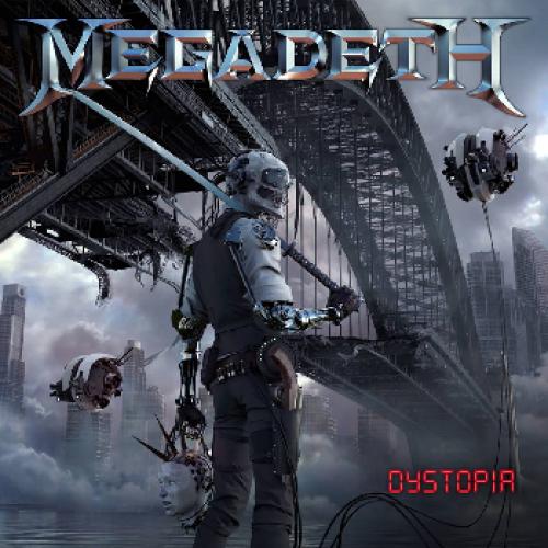 chronique Megadeth - Dystopia