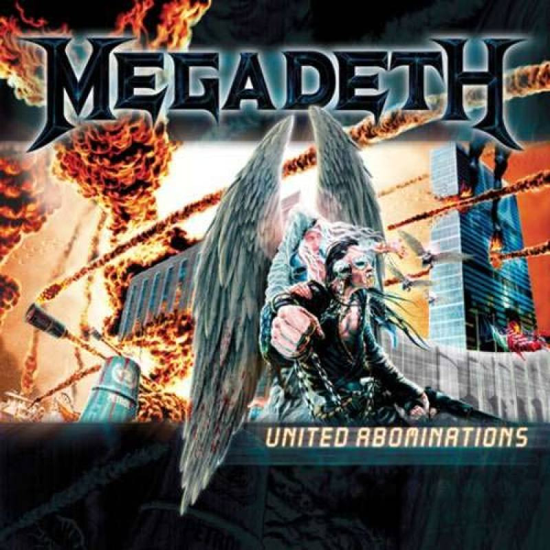 chronique Megadeth - United abominations