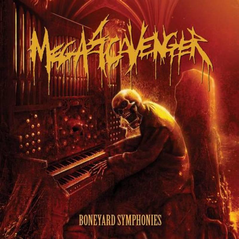 chronique Megascavenger - Boneyard Symphonies