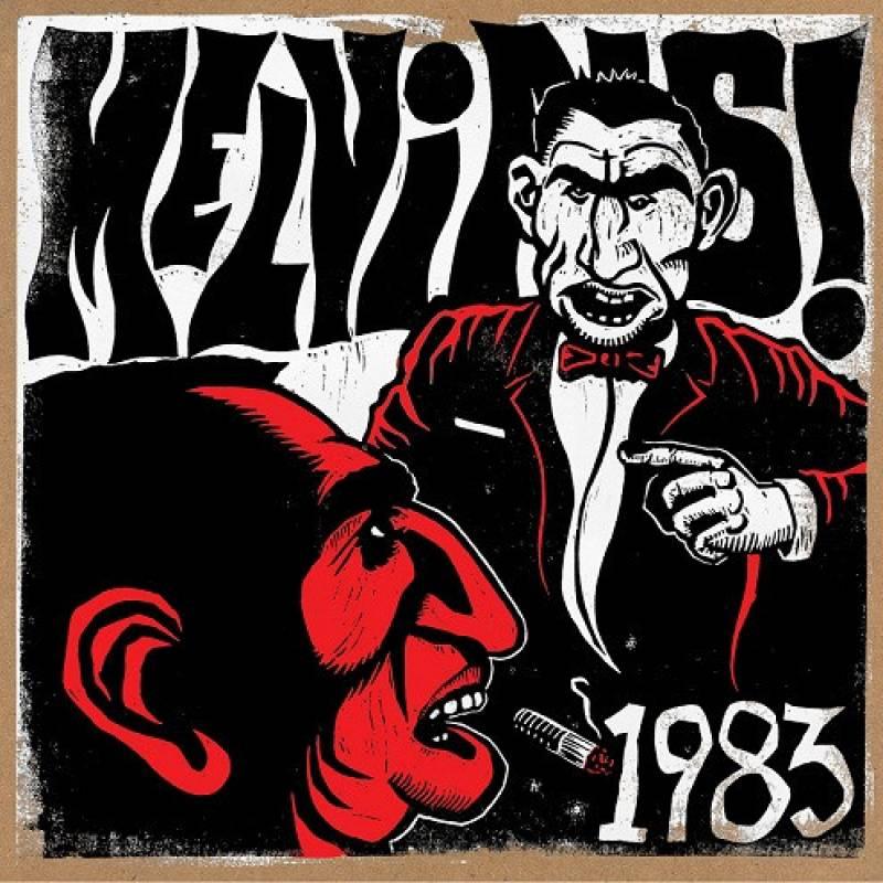 chronique Melvins - 1983