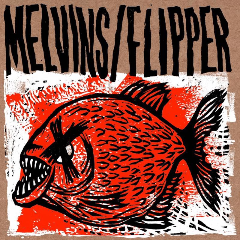 chronique Melvins + Flipper - Melvins/Flipper