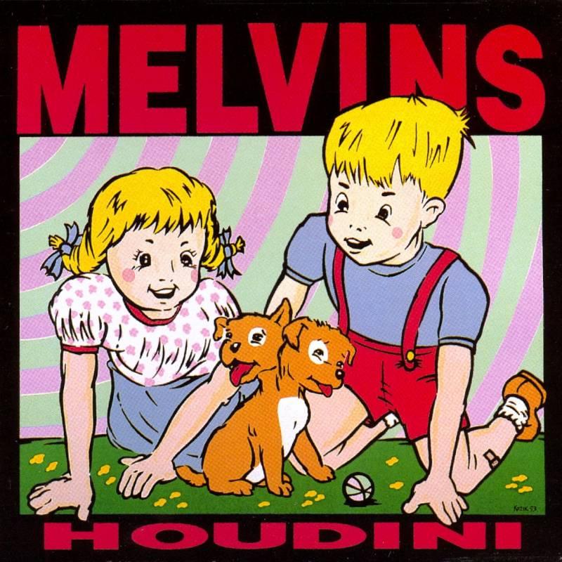 chronique Melvins - Houdini
