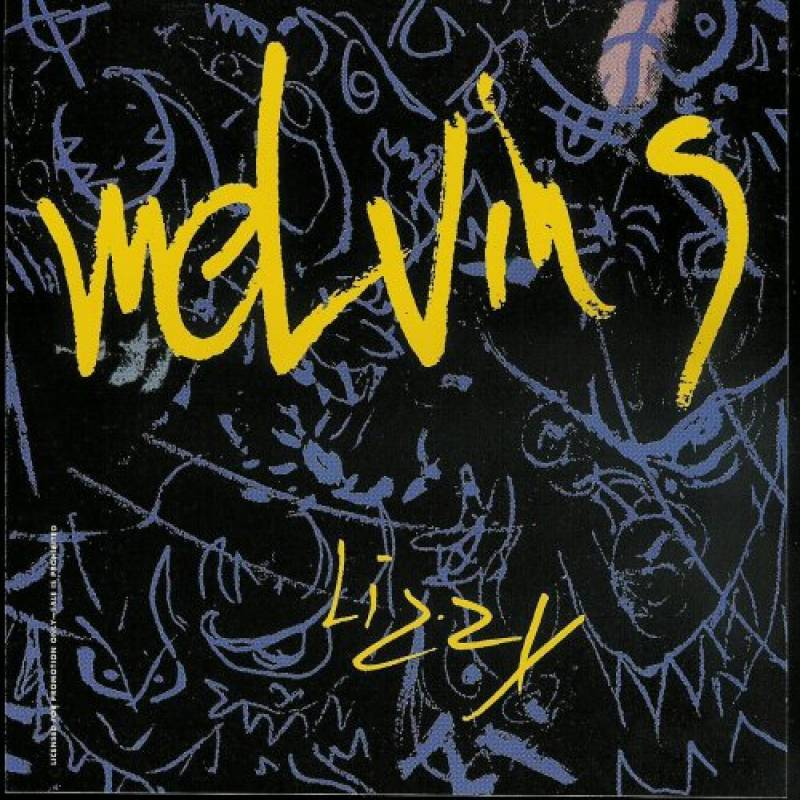 chronique Melvins - Lizzy EP