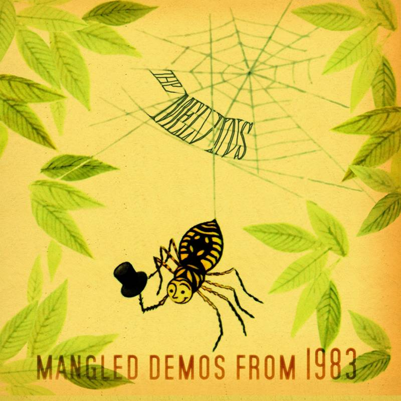 chronique Melvins - Mangled Demos From 1983