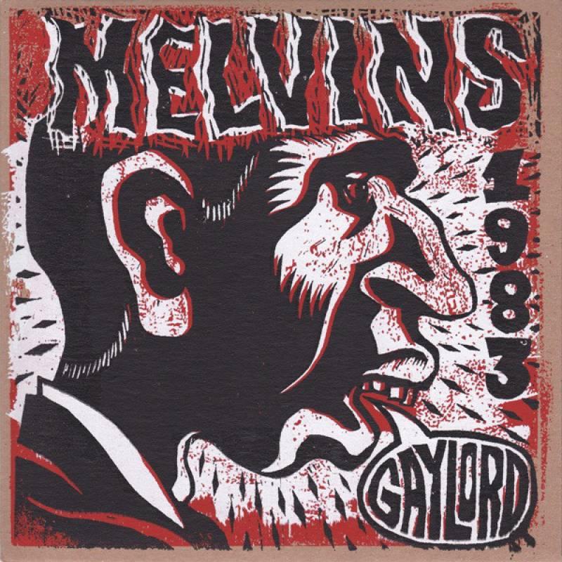 chronique Melvins - Melvins 1983 - Gaylord