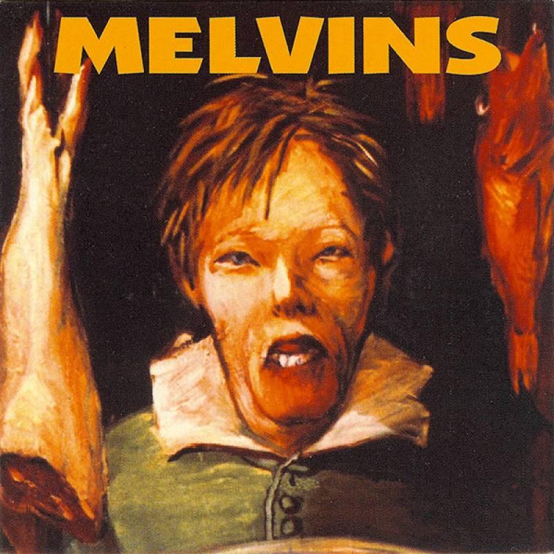 chronique Melvins - Night Goat 7''