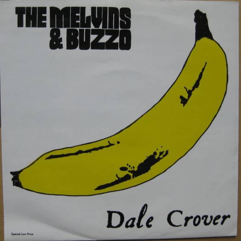 chronique Melvins + Nirvana - Split 7''