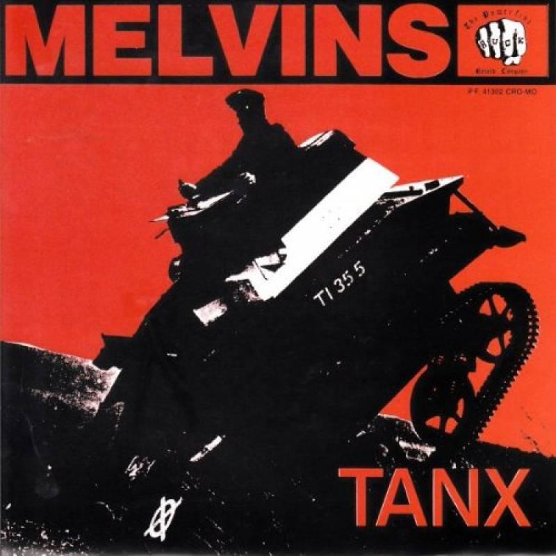 chronique Melvins - Tanx