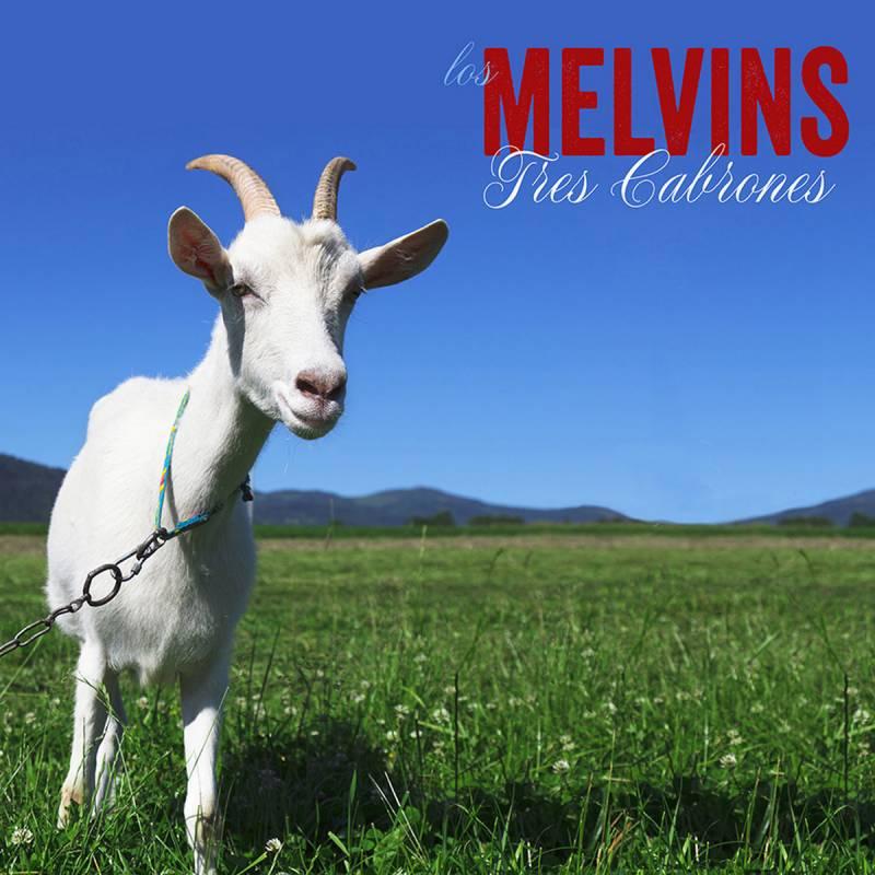chronique Melvins - Tres Cabrones