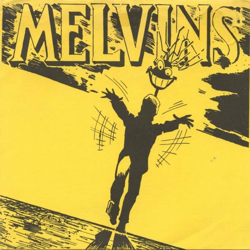 chronique Melvins - With Yo' Heart Not Yo' Hands