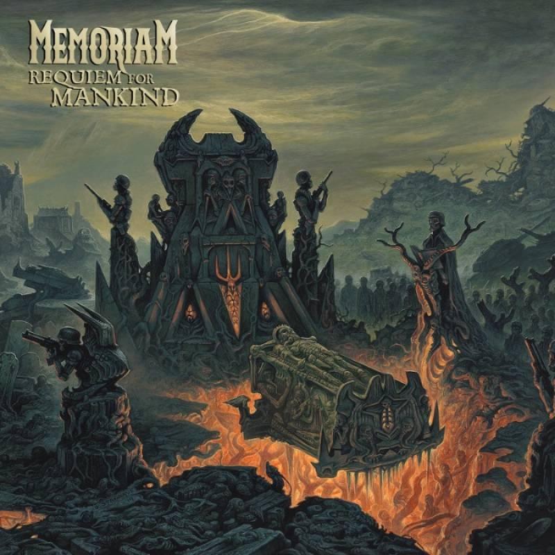 chronique Memoriam - Requiem For Mankind