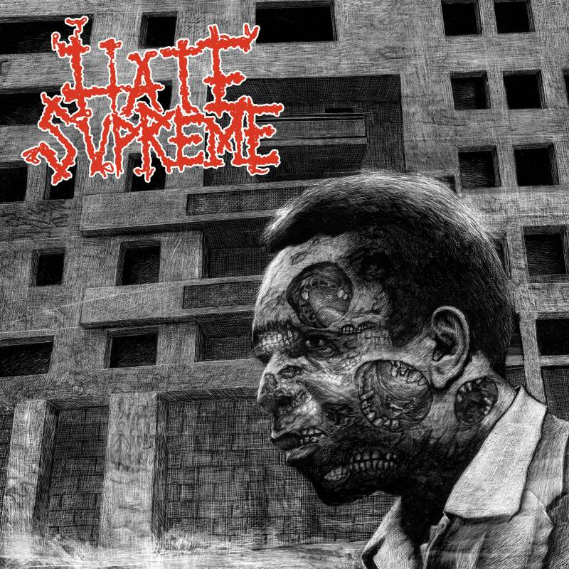 chronique Mental Hygiene Terrorism Orchestra - Hate Supreme