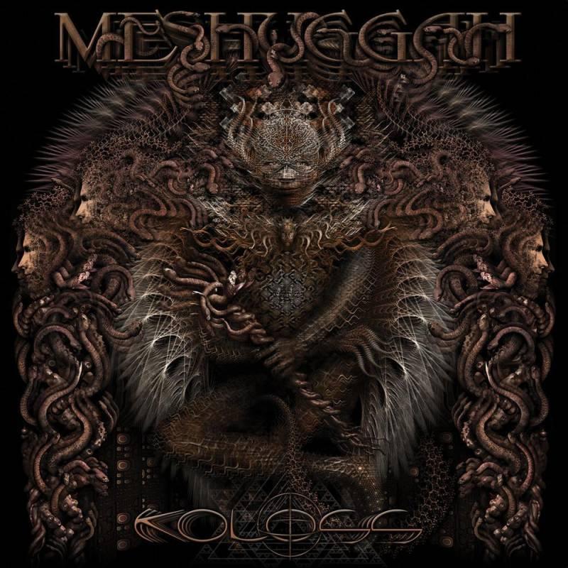 chronique Meshuggah - Koloss