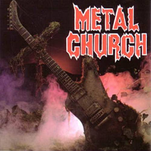 chronique Metal Church - Metal Church
