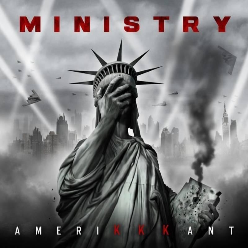 chronique Ministry - Amerikkkant