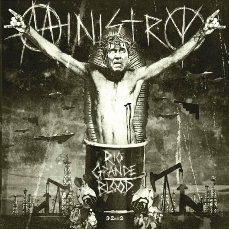 chronique Ministry - Rio Grande Blood