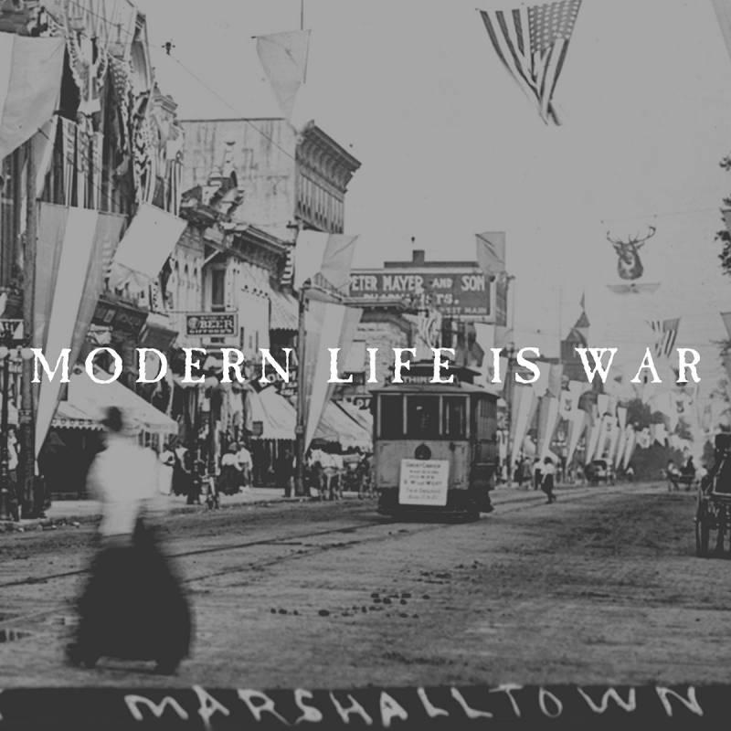 chronique Modern Life Is War - Witness