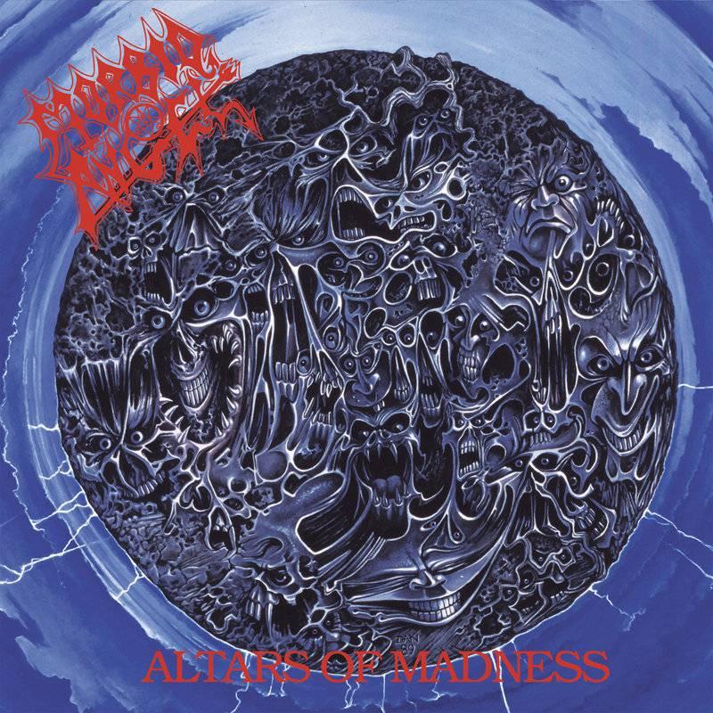 chronique Morbid Angel - Altars of Madness