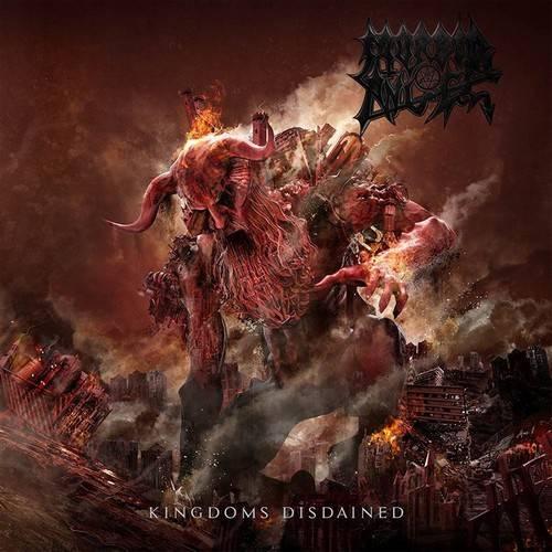 chronique Morbid Angel - Kingdoms Disdained