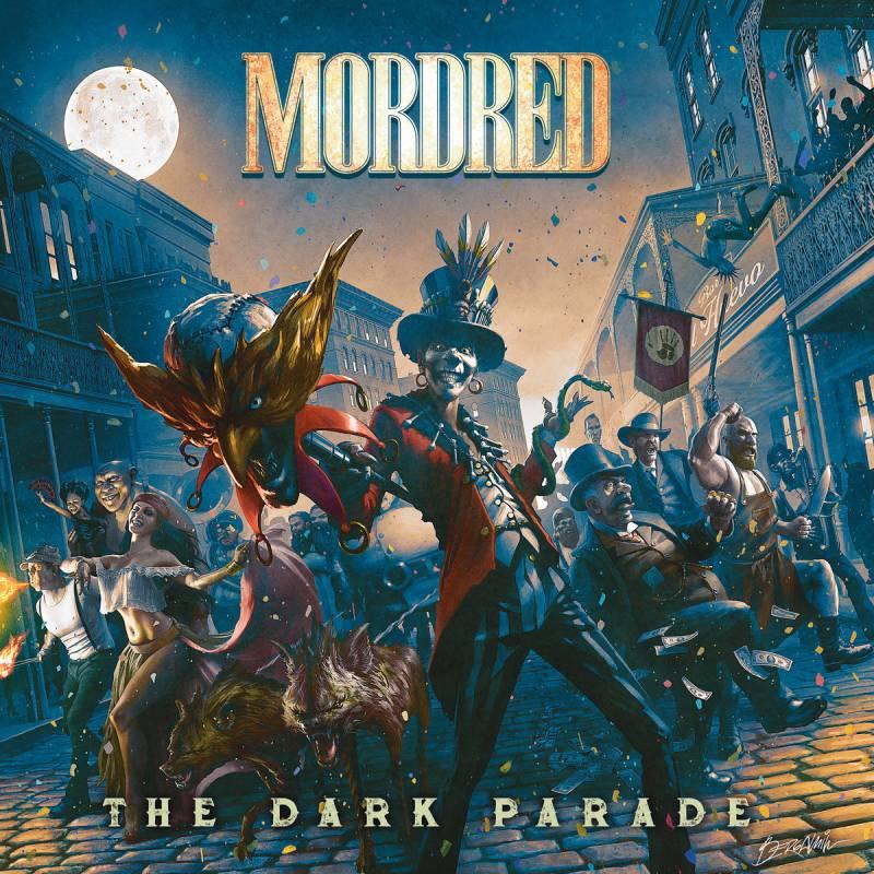 chronique Mordred - The Dark Parade