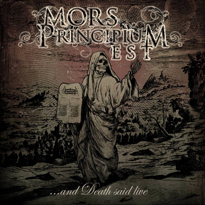 chronique Mors Principium Est - ...And Death Said Live
