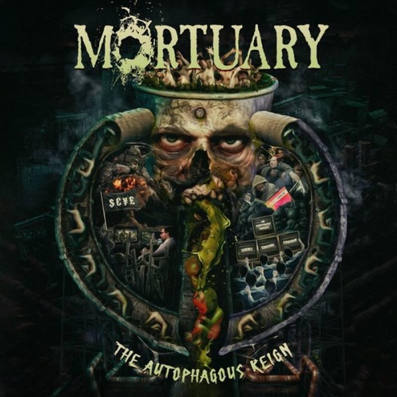 chronique Mortuary - The Autophagous Reign