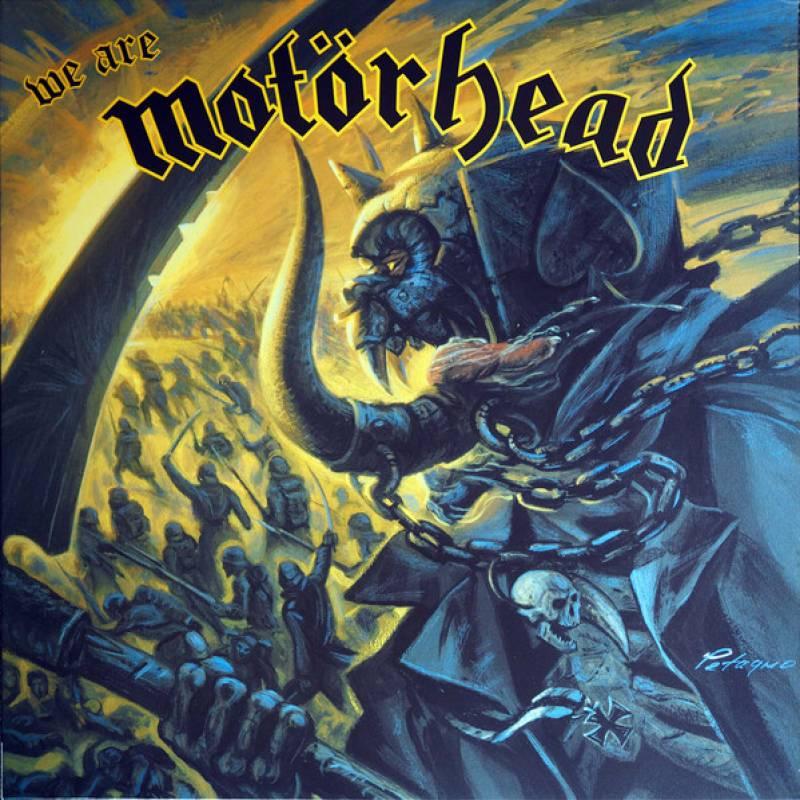 chronique Motörhead - We Are Motörhead