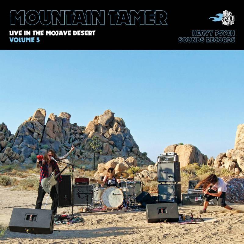 chronique Mountain Tamer - Live in the Mojave Desert - Volume 5