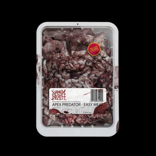 chronique Napalm Death - Apex Predator - Easy Meat